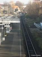 kirchheim-teck/45804/blickrichtung-bahnhof-kirchheim-gleis-3-nach Blickrichtung Bahnhof Kirchheim Gleis 3 nach Oberlenningen am 15.11.2008