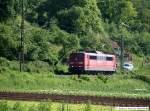 BR 151/74639/ueberraschend-kam-151-087-4-als-lz Überraschend kam 151 087-4 als Lz von MH/TU in Richtung TS bei Reichenbach vorbei. (04,06,2010)
