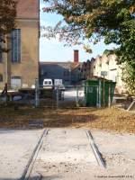 werksanschluss-stillgelegt---fa-otto/51555/am-ende-dies-werkanschlusses-auf-der Am ende dies Werkanschlusses auf der Linken seite war das Kesselhaus der Fa. Otto das mit Kohle beliefert wurde. Wendlingen am Neckar.