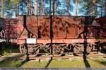 Norrbottens Jarnvagsmuseum/147660/im-norrbottens-jaernvaegsmuseum-wagen-sj-19031908 Im Norrbottens Järnvägsmuseum Wagen SJ 1903/1908 Mas 28901. (14,06,2011)